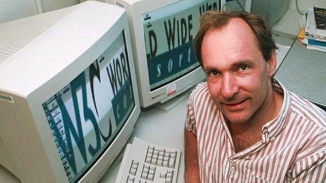 Tim Berners-Lee el creador de WWW