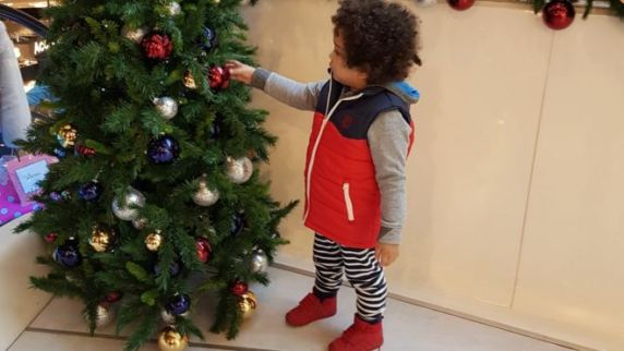 Christmas can be confusing and overwhelming for autistic children