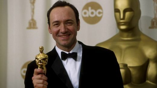 Kevin Spacey at the 2000 Oscars