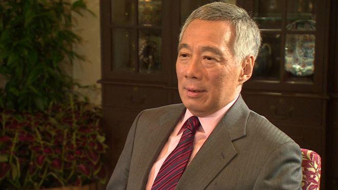 Thủ tướng Lý Hiển Long trả lời phóng viên Stephen Sackur