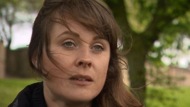 Rebecca Barker, ex adicta al sexo