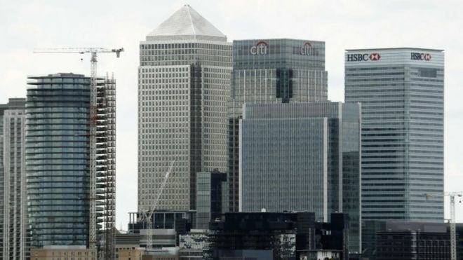 City of London banks
