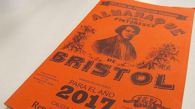 Almanaque de Bristol del año 2017