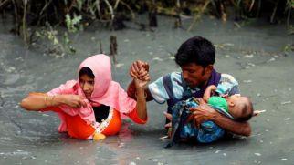 Qaar ka mid ah Rohingya