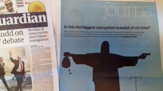 Jornal The Guardian