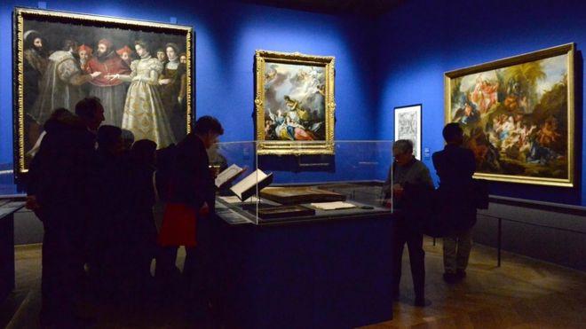 """Bộ Ngoại Giao và Phát Triển Quốc Tế Pháp kết hợp với Tòa thị chính Paris tổ chức triển lãm """"Nghệ thuật hòa bình: Những bí mật và kho báu của nền ngoại giao Pháp"""""""