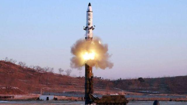 Image result for north korea missile