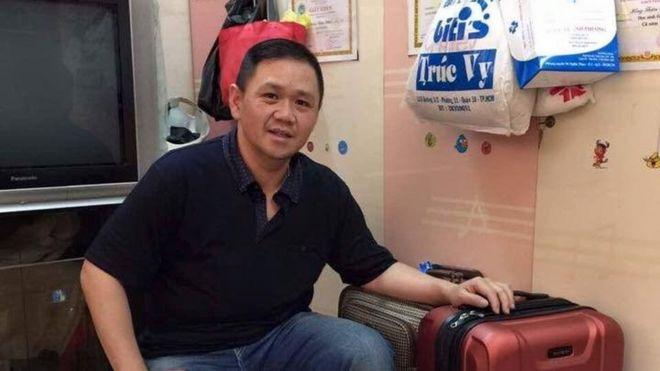 Ông Hồng Quang Minh