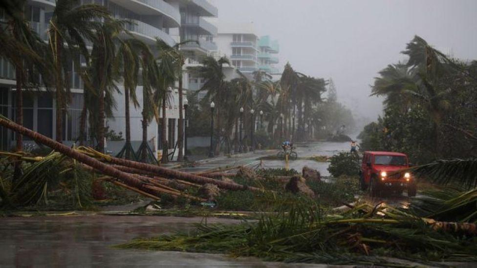 ¿Qué impacto tiene realmente el cambio climático en los potentes huracanes Irma y Harvey que azotaron al Caribe y a Estados Unidos?