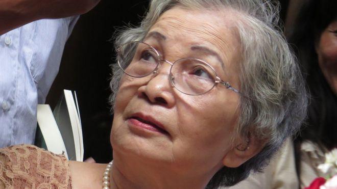 Writer Nguyen Thi Thuy Vu