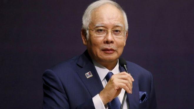 Malaysian PM Najib Razak (Jan 2016)