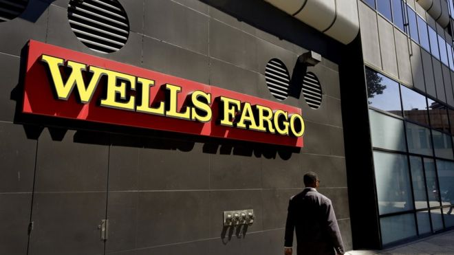 Image result for Hit by Scandal, Wells Fargo still but beats expectations