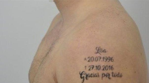 Dominik R. detenido en Esapaña