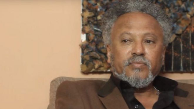 The actor is the latest high-profile Ethiopian to flee the country (BBC)