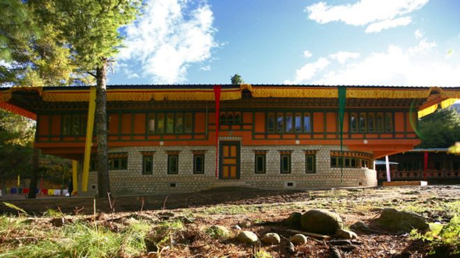 Bhutan Happiness Centre by 112 Architects