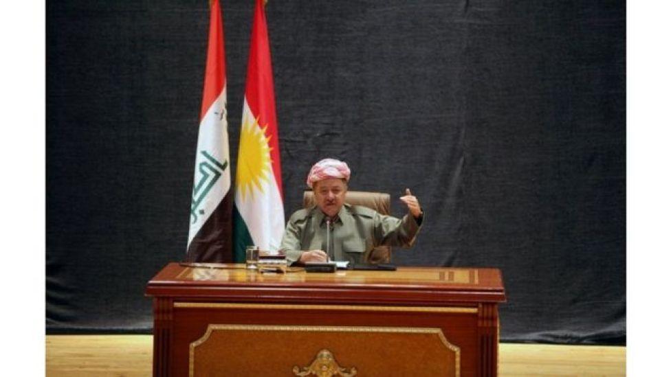 Madaxweynaha gobolka Kurdistan, Mascuud Barsaani