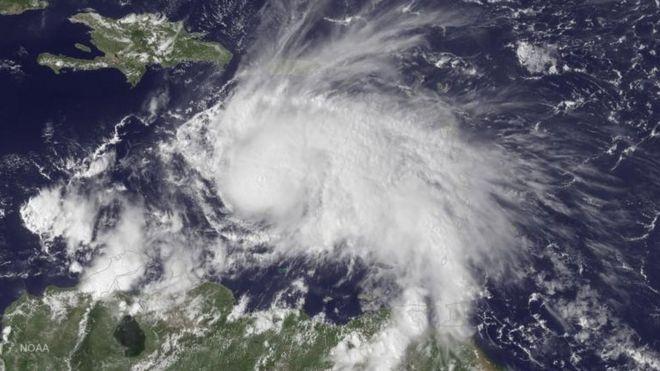 Resultado de imagen de huracán Matthew
