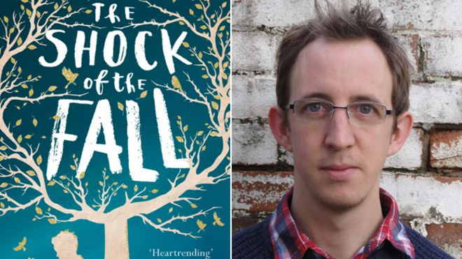 he Shock of the Fall by Nathan Filer Review Cover and Portrait 2013 Costa Book of the Year