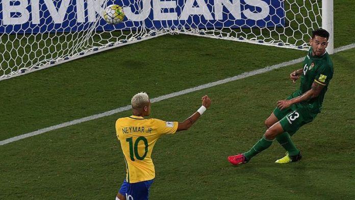 Gol de Neymar