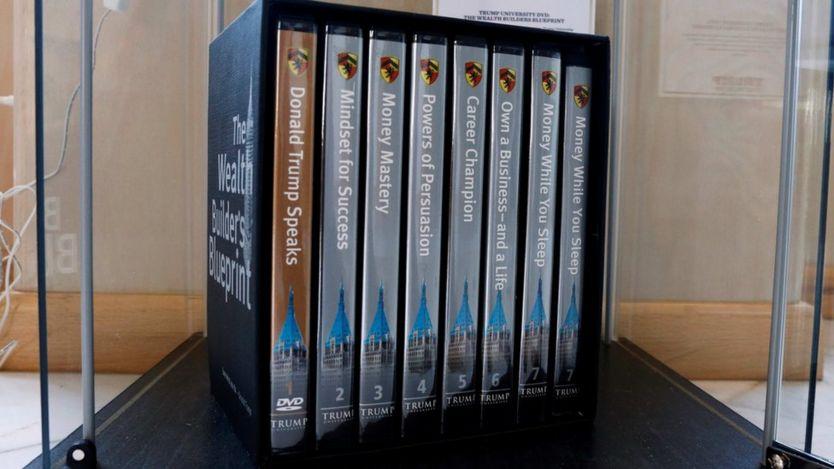 Các DVD của Đại học Trump
