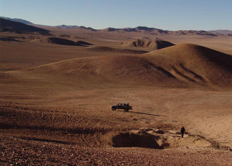 Cráter de Imilac