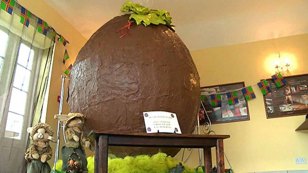 Kenapa ada telur dan kelinci Paskah  BBC Indonesia