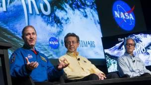 Expertos de la NASA