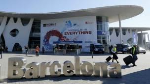 Congreso Mundial de Telefonia Móvil en Barcelona