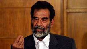 El ex lider iraquí Saddan Hussein fue acusado de crear armas químicas.