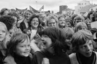 A greve geral de mulheres que tornou Islândia o país 'mais ...