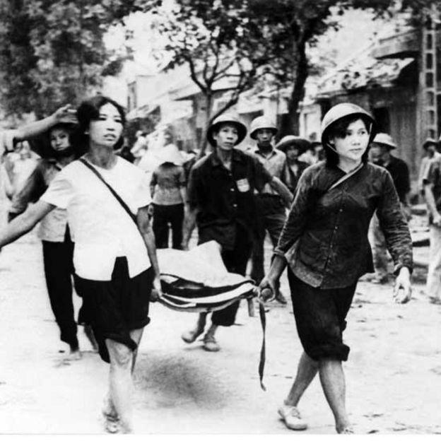Hà Nội những ngày bị ném bom B52, 1972