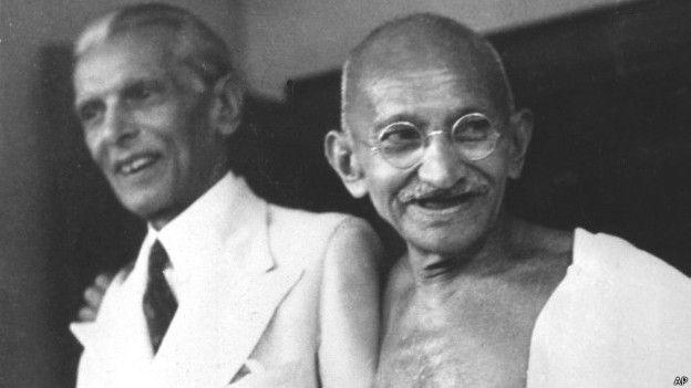 मोहनदास करमचंद गांधी, ज़िन्नाह