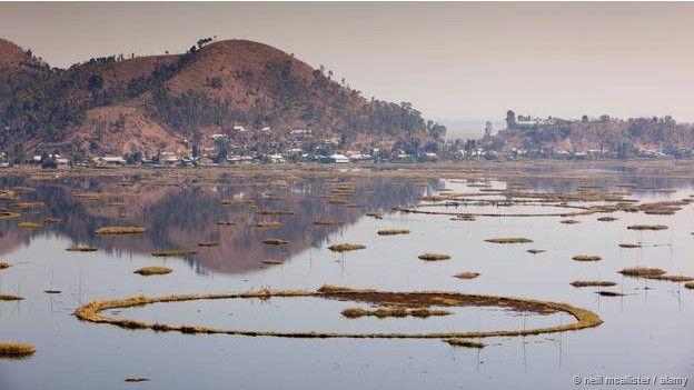 Dünyada görmeniz gereken ilginç göller 8