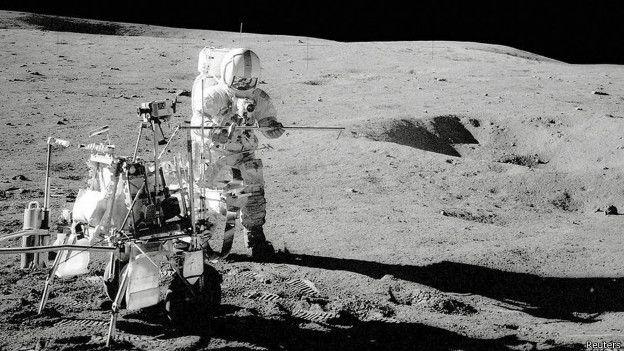 Astronautas del programa Apolo