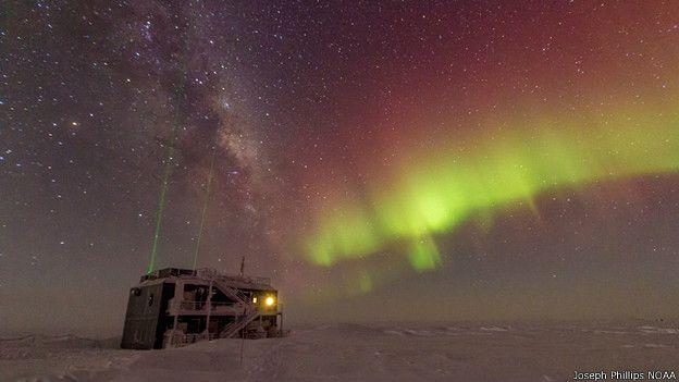 Observatorio de Investigación Atmosférica (ARO)