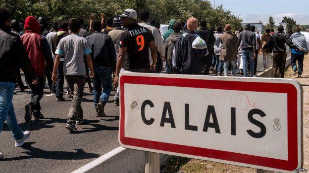 Una petición de Change.org para dar atención sanitaria a los migrantes en Calais, Francia, está a punto de alcanzar las 75.000 firmas.