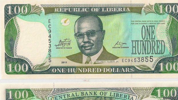 El mayor billete del país africano equivale a US$ 1,08.