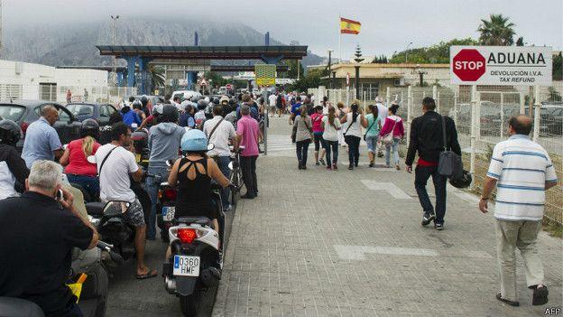 Gibraltar, 2013