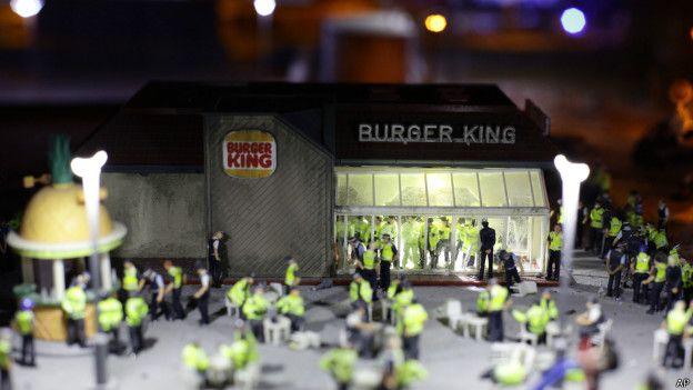 dismaland, burger king