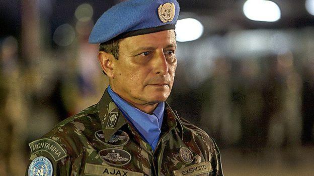 General Ajax Porto Pinheiro Foto: Minustah