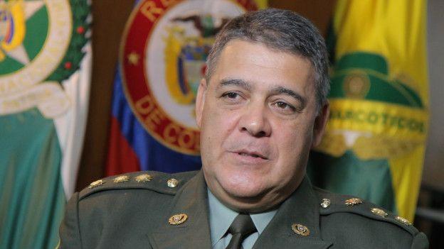 General Ricardo Restrepo
