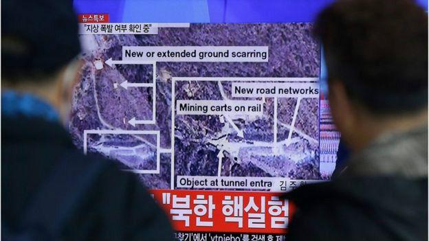 Televisión en Corea del Sur