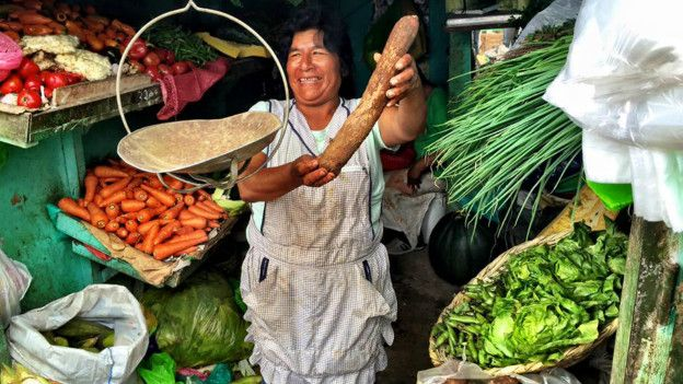 Mercado de Villa El Salvador