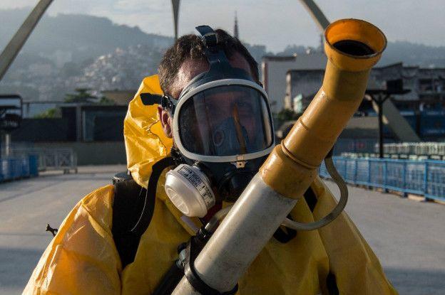 Fumigaciones en América Latina