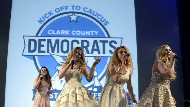 Cantantes en Nevada