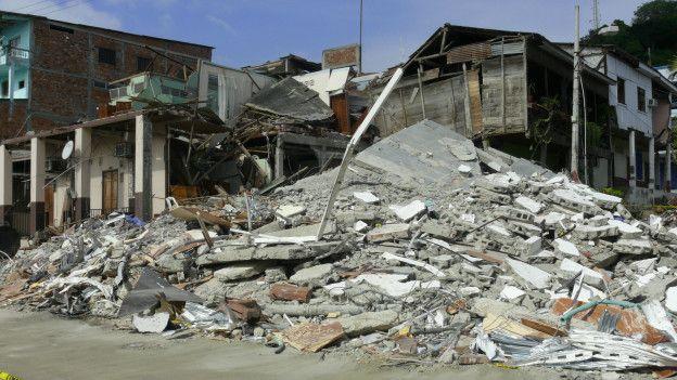 Ruinas de una casa
