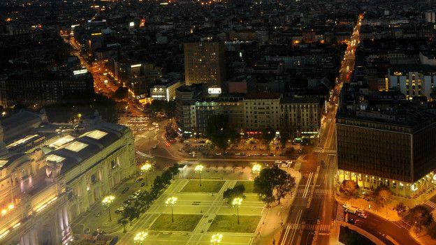 Stazione Centrale de Milán