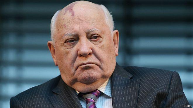 Resultado de imagen para mijaíl gorbachov 2014