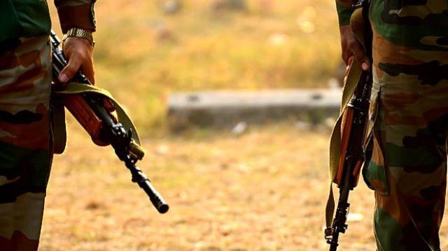कश्मीर सुरक्षा बल