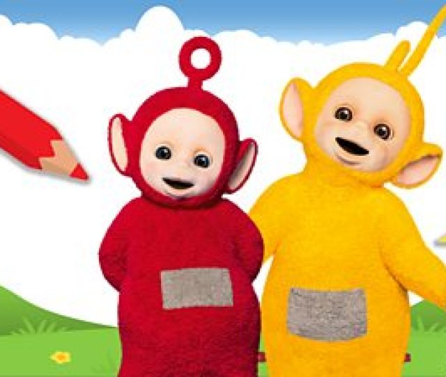 Get Creative With The Teletubbies
